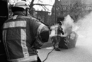 German fire department