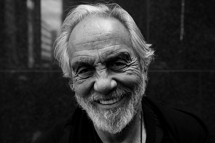 Tommy Chong © Linus Ma. all rights reserved